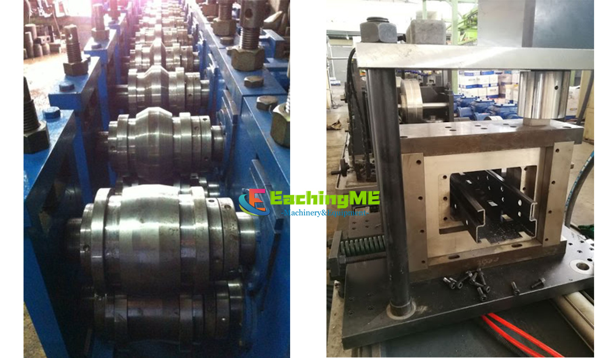 Rack-Upright-Roll-Forming-Machine